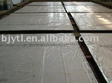 three floor clab titanium sheet