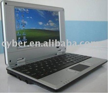 7 inch E-book with CPU VIA VT8505 400MHZ wifi windows CE 6 0 system 2GB storage free shipping