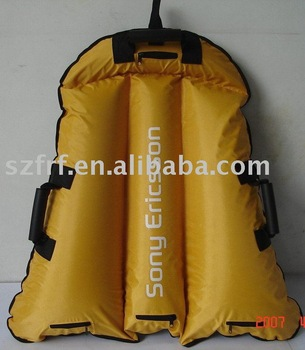 inflatable snow board