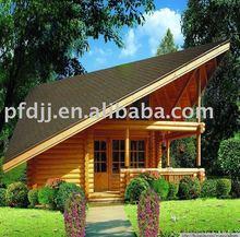 Prefabricated Qooden House, Wooden Villa