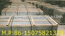 Low carbon steel welded mesh