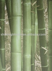 BAMBOO PVC WALLPAPER