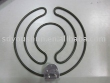 tubular heating element for grill