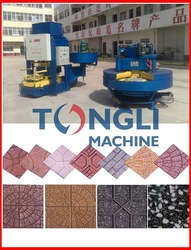 nice floor tile machine