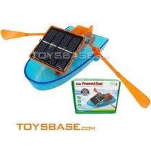 New Solar toys --Solar boat toy