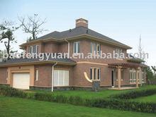 prefab house/villa light steel structure villa
