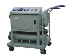 Portable fuel oil purifying series TYB,waste oil recycling,oil filtering machine