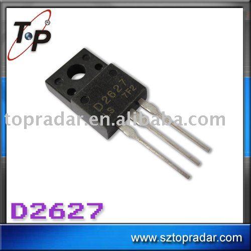 d2627 del transistor