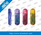 Transparent USB Flash Drive