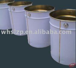 5 gallon metal packaging bucket with lock