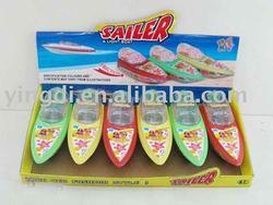 F/P CANDY SAILER(new item ,plastic boat)
