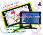 10.4 inch TFT lcd panel,VGA/TV/AV,car PC monitor.touch screen