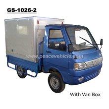 4 wheel motorcycle with van box