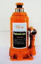 10 ton vertical hydraulic bottle jack