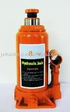 standard 8-ton hydraulic bottle jack