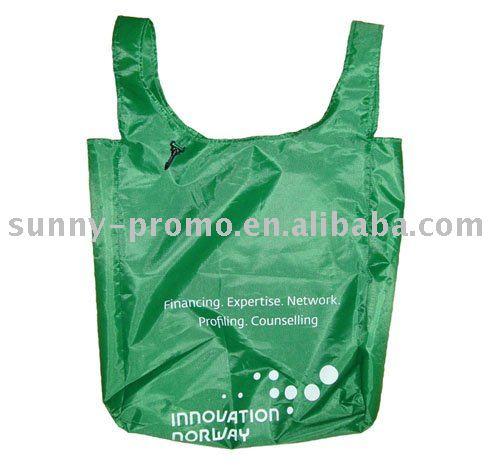 Durable Folding Shopper