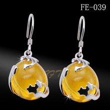silver jewelry, earring