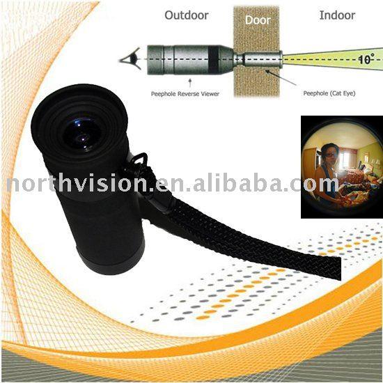 Reverse Peephole Camera
