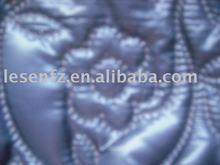 embossed tafffeta composite quilted cotton fabric