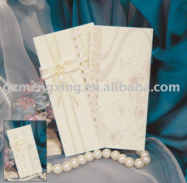 See larger image Arab style wedding invitation cardsAR034