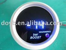 2 inch digital boost gauge