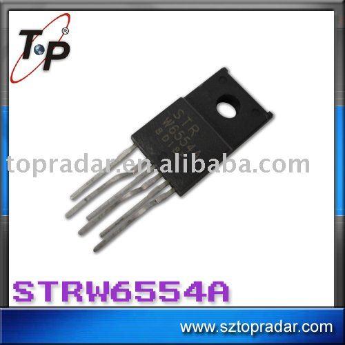 strw6554a del transistor