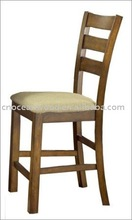 dining chair with leather seat royal
