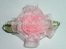 Breastpin arco, Broche de la flor