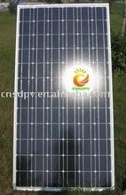 185W Monocrystalline Photovoltaic Panel