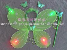 Kids Glitter Fairy Wings