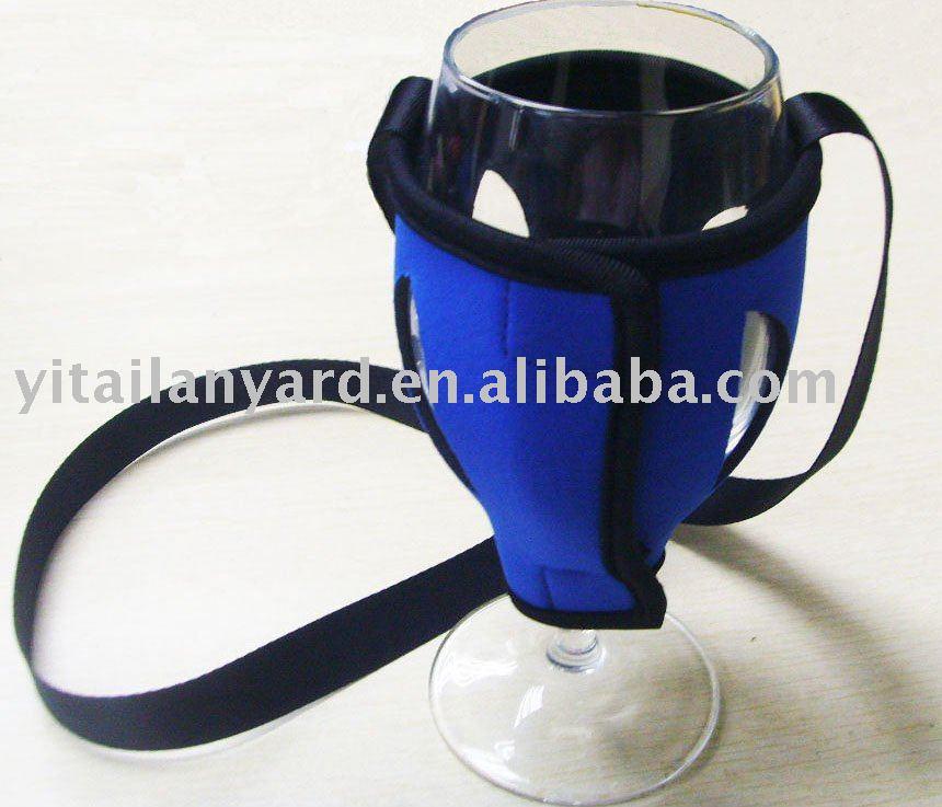 Neoprene Wine Glass Holder New Wine Glass Holder