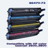 toner compatible cartridgeq6471a hp3600 con