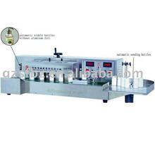 automatic aluminum foil induction sealer machine