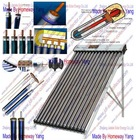Jiadele heat pipe solar collector for pool heating/split solar water heater system