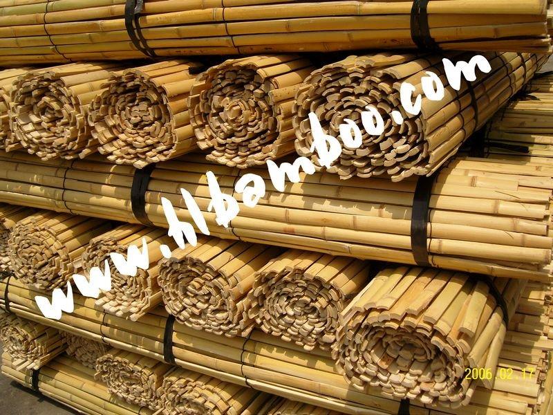 Alta- qualità stecca recinto di bambù( hl- sbf)