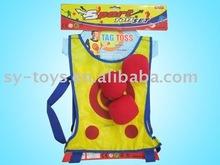 sticky vest and ball toys set