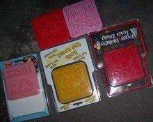 Plastic Toast Stamp