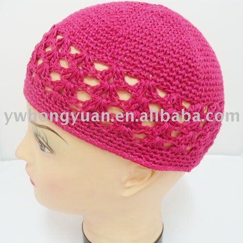 Bald Baby, Infant & Hair Bows,Kufi Crochet beanie hats/caps