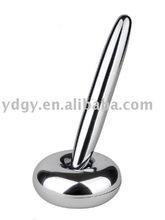 Matal ball pen with holder