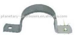 two-parts angle clamp Fence post clamp Fence parts Animal husbandry