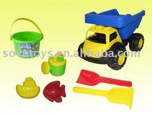 907061175-Plastic carro de brinquedo caminhão balde de água