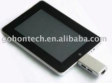 """7"""" E-book X6-6DB Mini Notebook"""