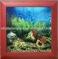 Perspex/ acrílico aquário de parede como imagem