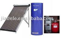 Jiadele split pressurized solar warter heater