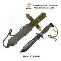 охотничий нож заготовки для лезвий tlbx006
