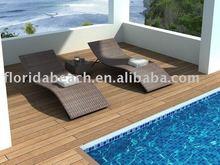Garden Furniture,Rattan Furniture, UV Resistant Rattan lounge