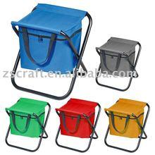 Folding Cooler bag chair