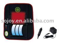 Half back Massager with Heat & Adjustable Air Lumbar
