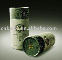 Paper Tea Can