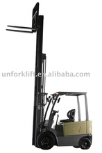 4-Wheel 2.5t Electric Forklift